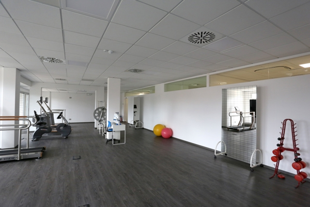 Medical fitness Roma
